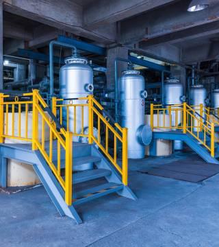 Steel Equipment