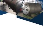 Réservoirs Échangeurs de chaleur Récipients sous pression